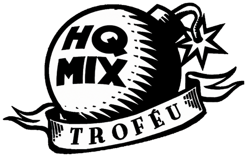 Troféu HQ Mix.