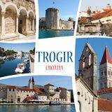 Trogir Stock Illustrations.