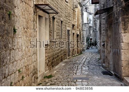 Trogir Croatia Dalmatia Stock Photos, Royalty.