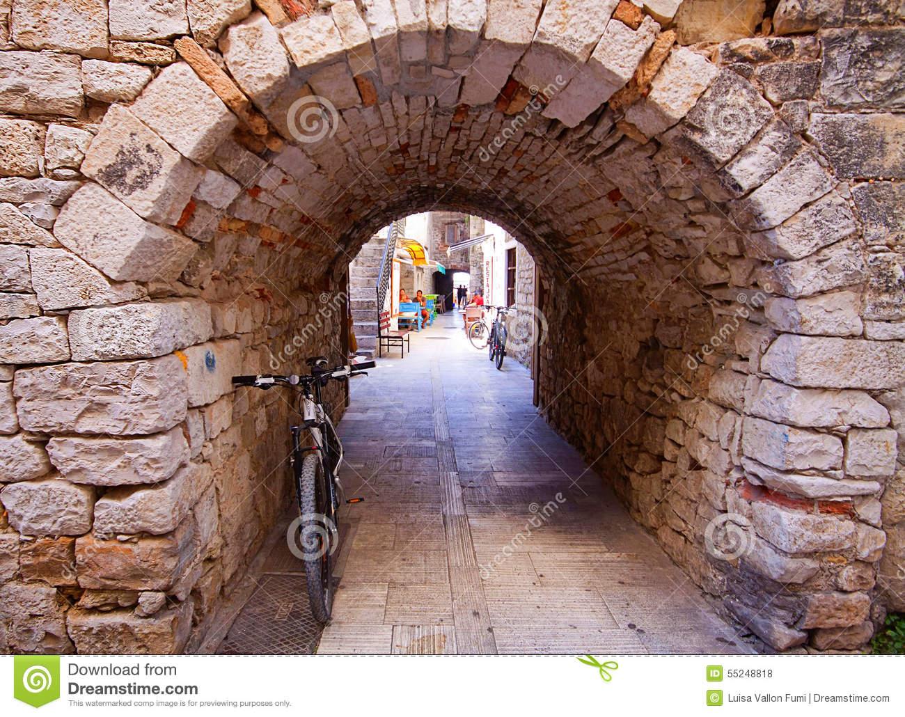 Trogir Croatia.