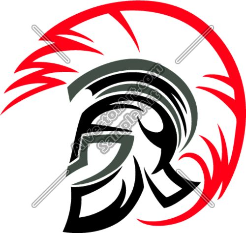Gallery For > Trojan Logo Clip Art.
