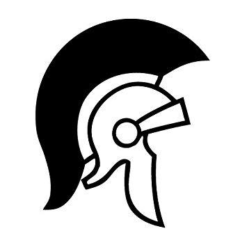 Amazon.com: Leon Online Box Trojan Helmet.