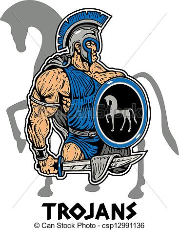 Trojan Stock Illustrations. 3,994 Trojan clip art images and.