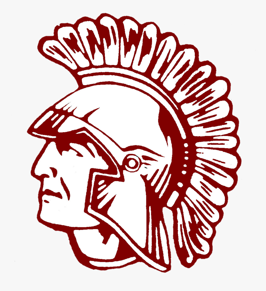 Morgan Trojans Logo.