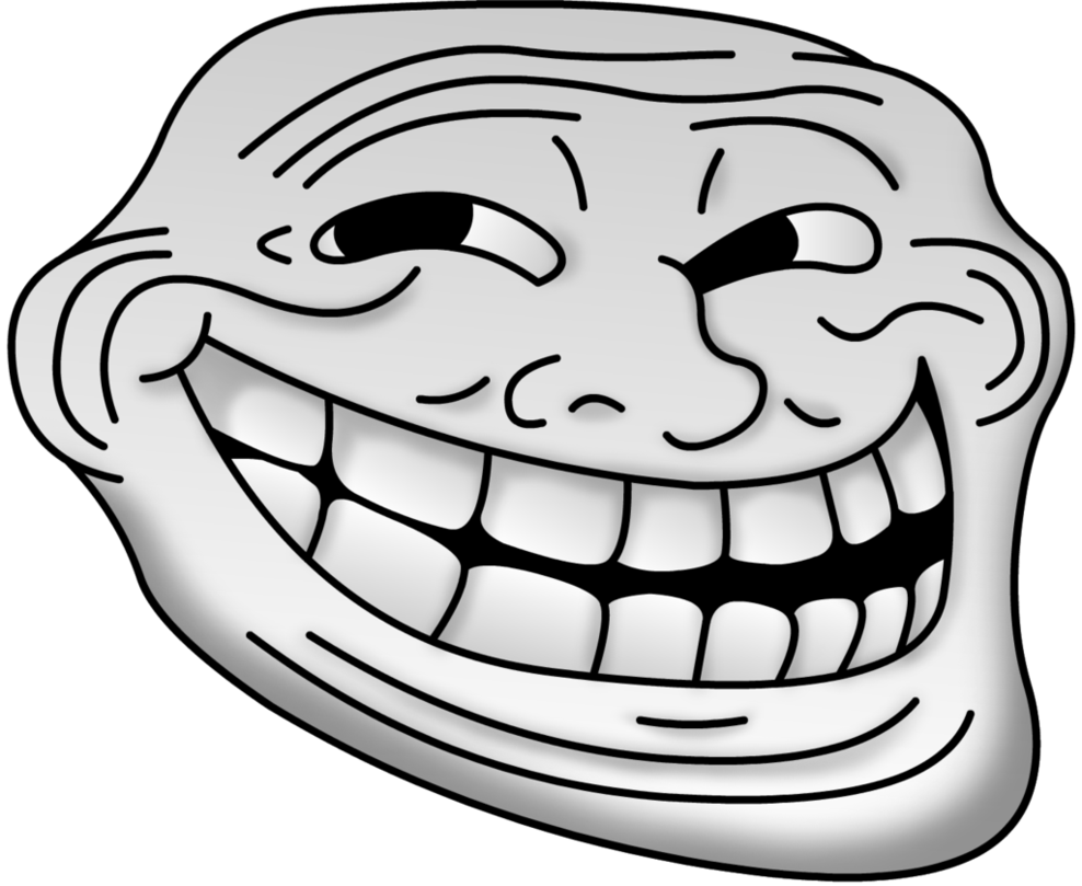 Mexican Meme Troll Face transparent PNG.