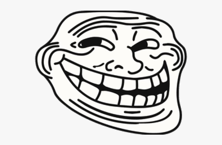 Trollface Clipart Transparent Png.