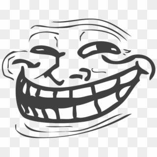 Free Troll Face PNG Images.