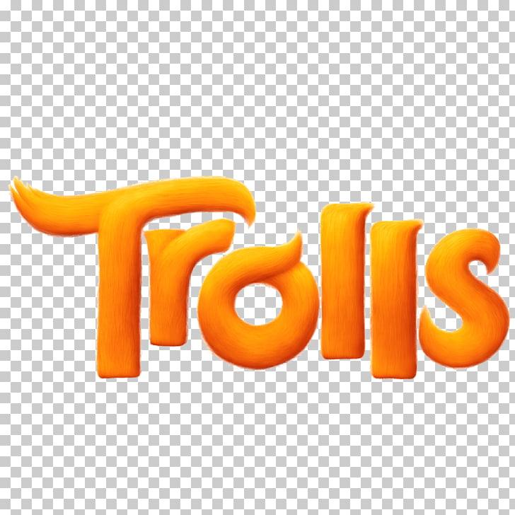 DreamWorks Animation Trolls Film Logo, troll, Trolls movie.