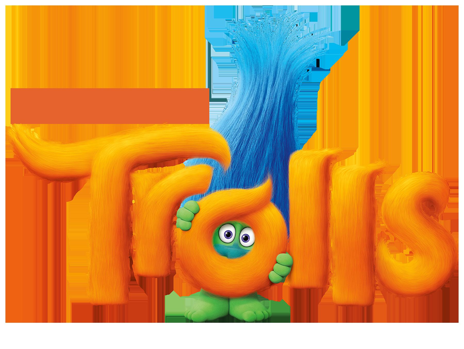 Trolls logo.