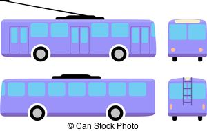 Trolleybus Stock Illustrations. 373 Trolleybus clip art images and.