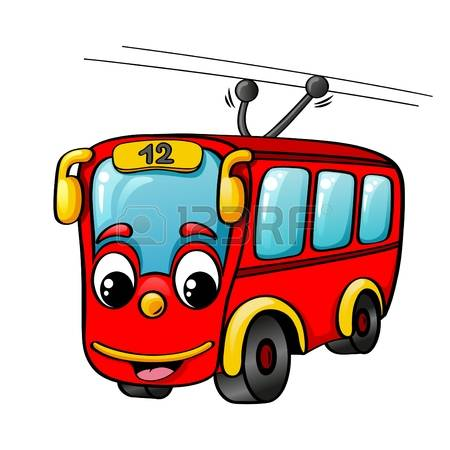 733 Trolley Bus Stock Illustrations, Cliparts And Royalty Free.