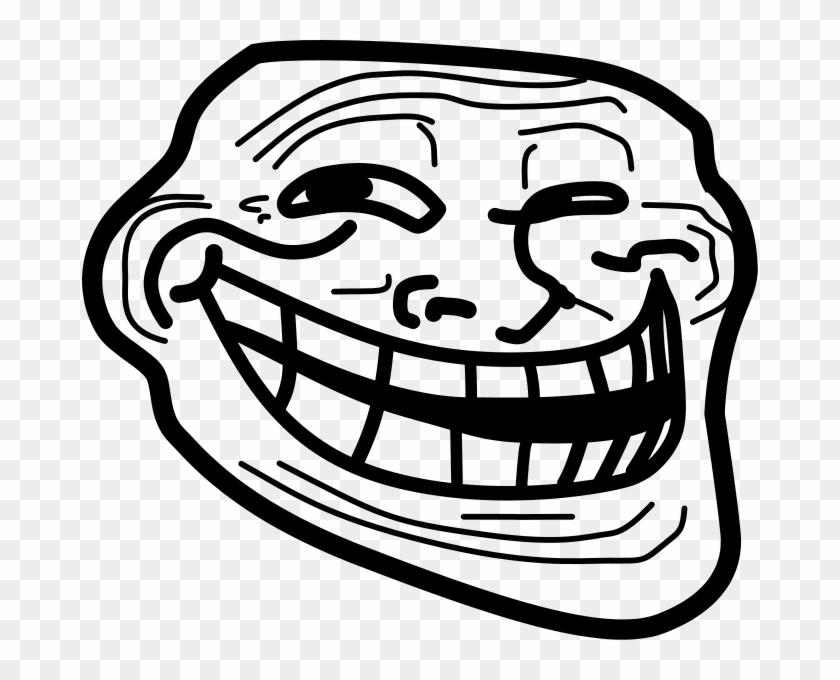 Trollface Png Transparent.