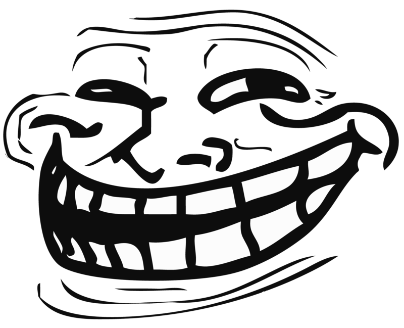 Download Free png Trollface.png.