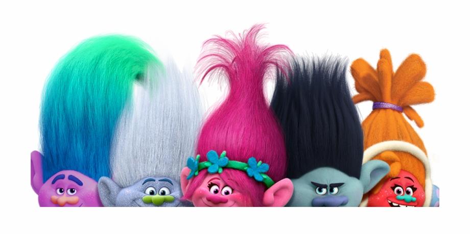 trolls #characters #tv #movie # Infantil #kids.