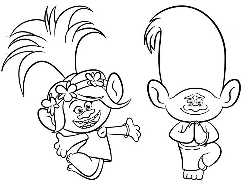 Trolls clipart black and white 2 » Clipart Station.