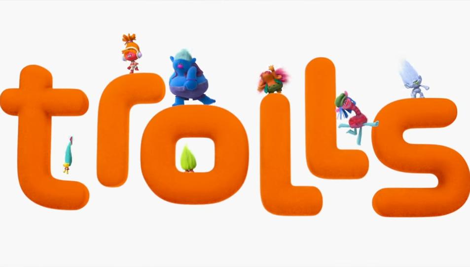 Trolls Logo Png (+).