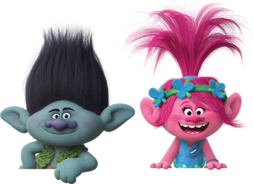 Trolls PNG HD Transparent Trolls HD.PNG Images..
