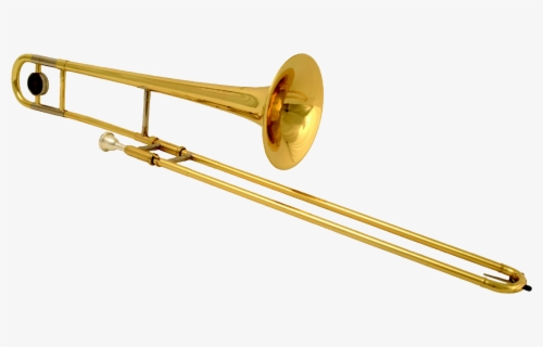 Free Trombone Clip Art with No Background.