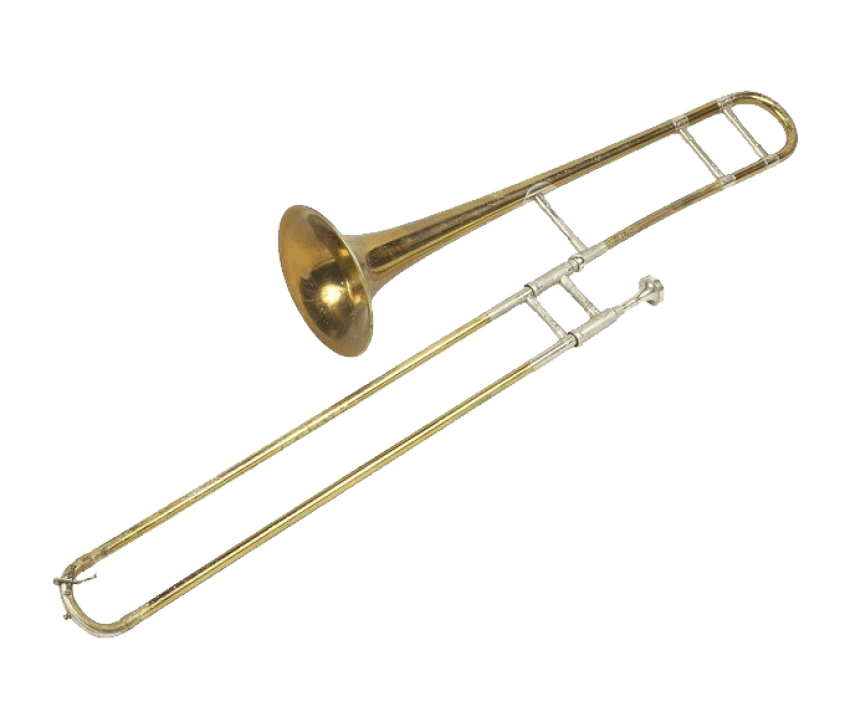 Trombone Portable Network Graphics Brass Instruments Image.