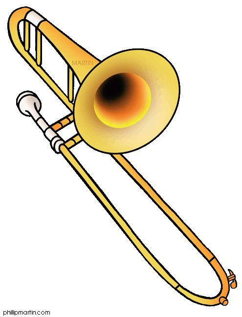 Trombone Clipart & Trombone Clip Art Images.