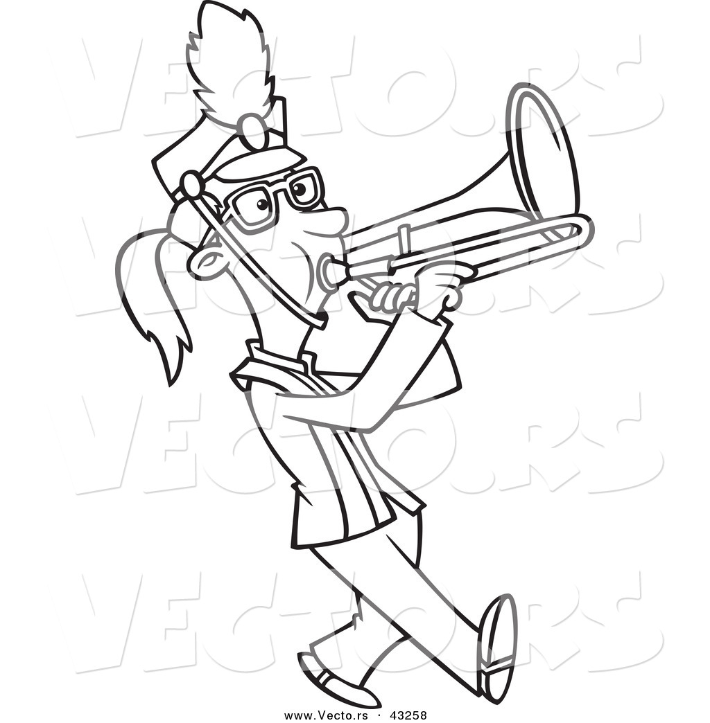 The best free Trombone drawing images. Download from 106.