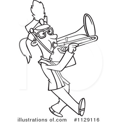 Marching Band Clipart #1129116.