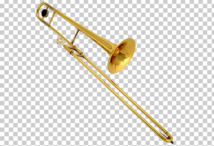 Types Of Trombone Brass Instrument Musical Instrument PNG.