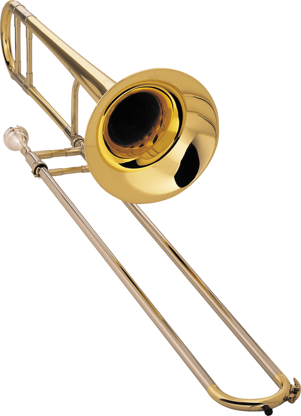 Trombone transparent PNG.