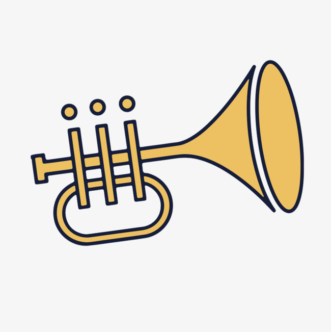 Clipart Trumpet (83+ images in Collection) Page 1.