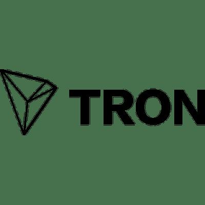 Tron Logo transparent PNG.