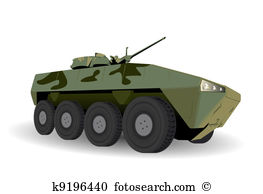 Armoured troop carrier Stock Illustrations. 13 armoured troop.