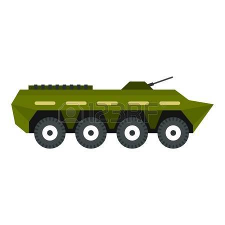 Troop Carrier Stock Vector Illustration And Royalty Free Troop.