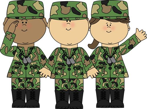 1000+ images about Clipart: Military on Pinterest.
