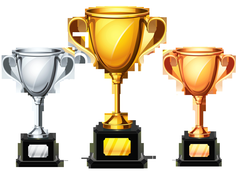 Trophies Clipart.