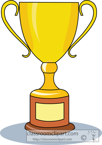 Trophies And Awards Clipart.