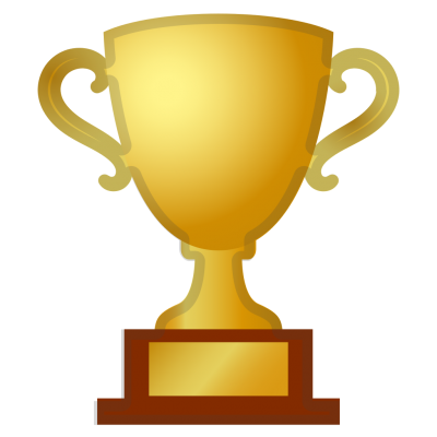 Download TROPHY Free PNG transparent image and clipart.