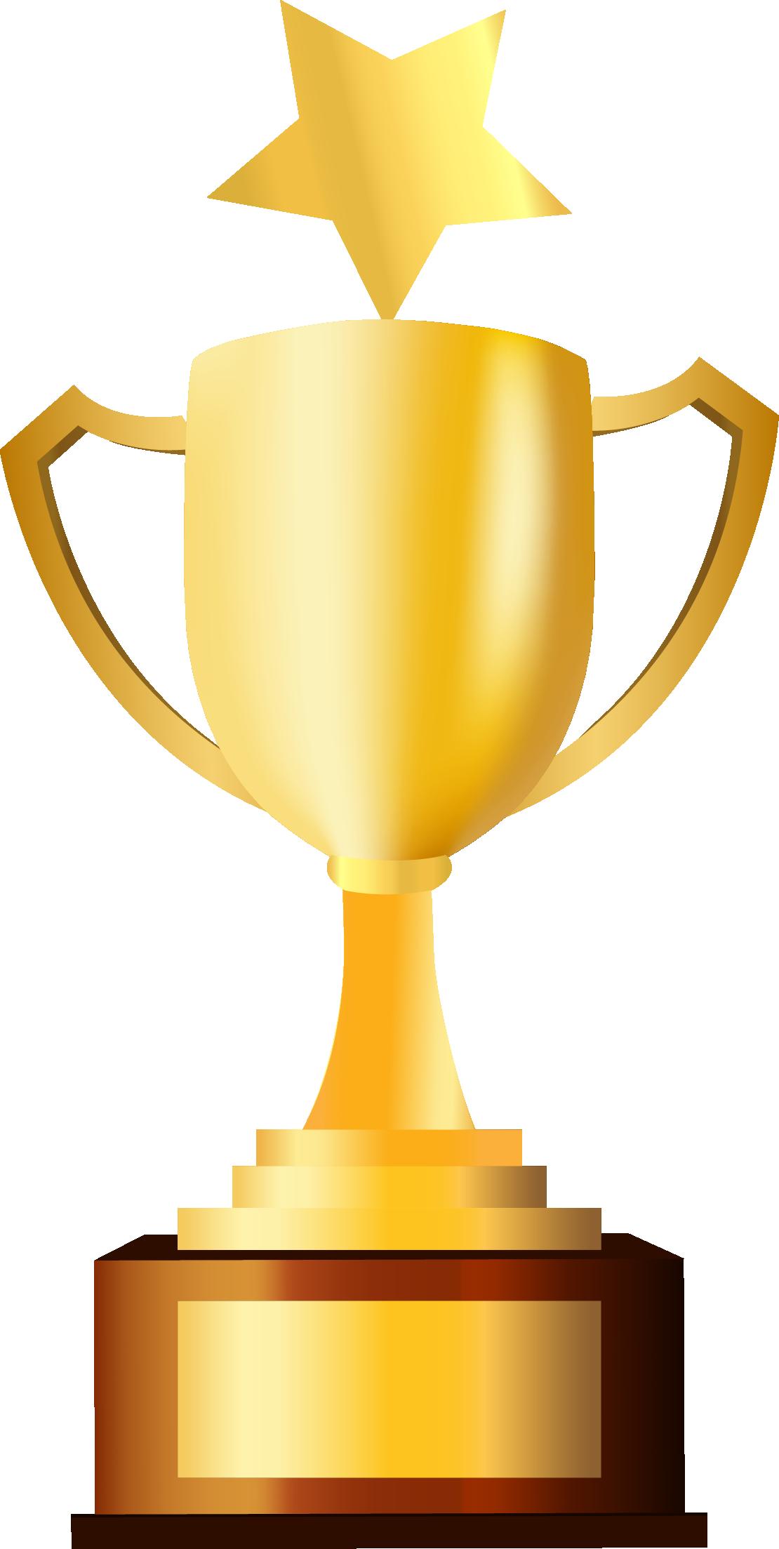 Trophy Prize Clip art.