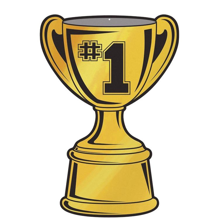 Trophy Cup.
