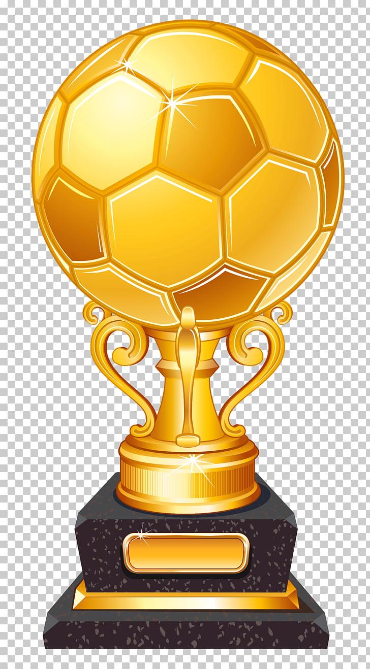 Trophy Football , Gold Football Award Trophy Transparent.