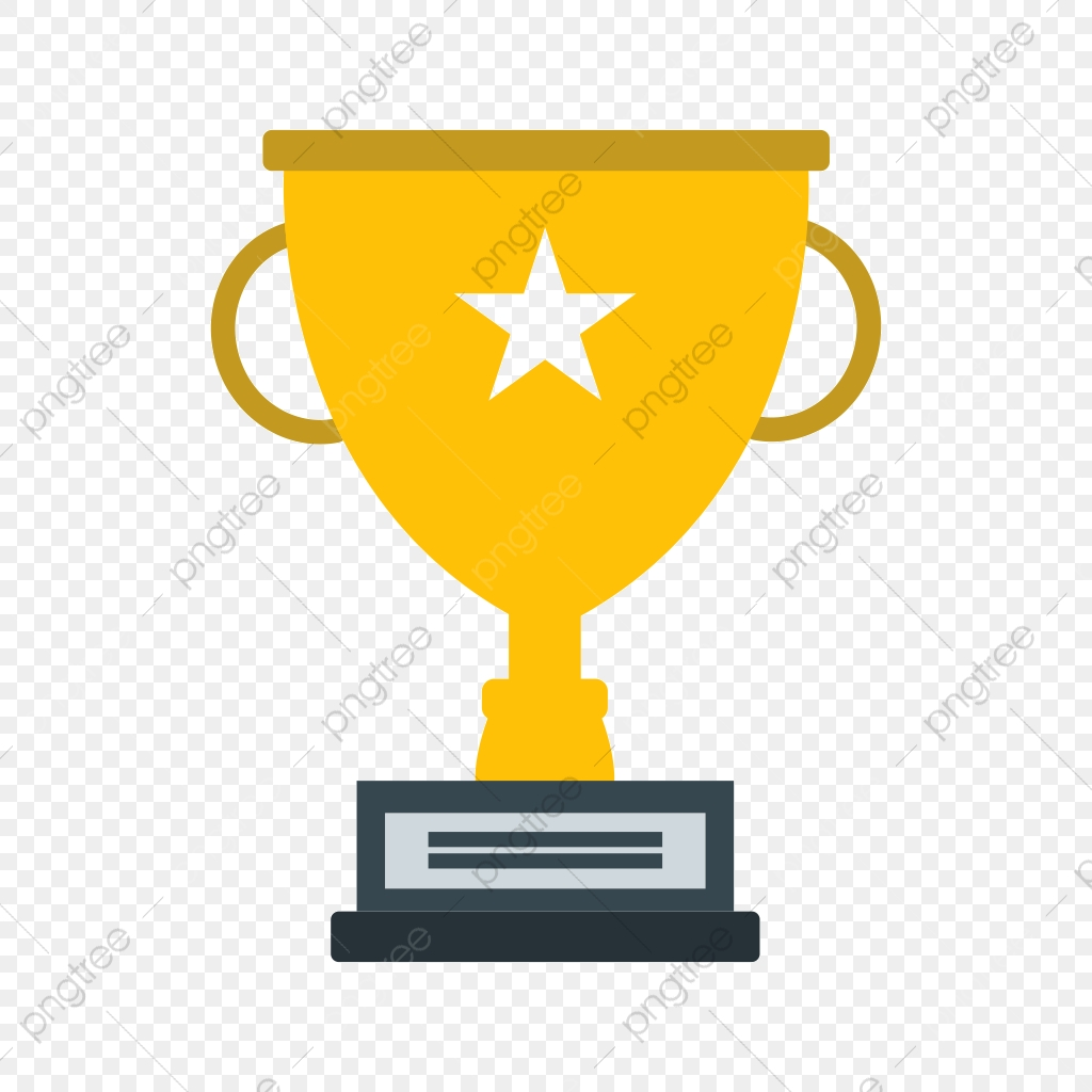 Cup Vector Icon, Cup Icon, Award Icon, Trophy Icon PNG and.