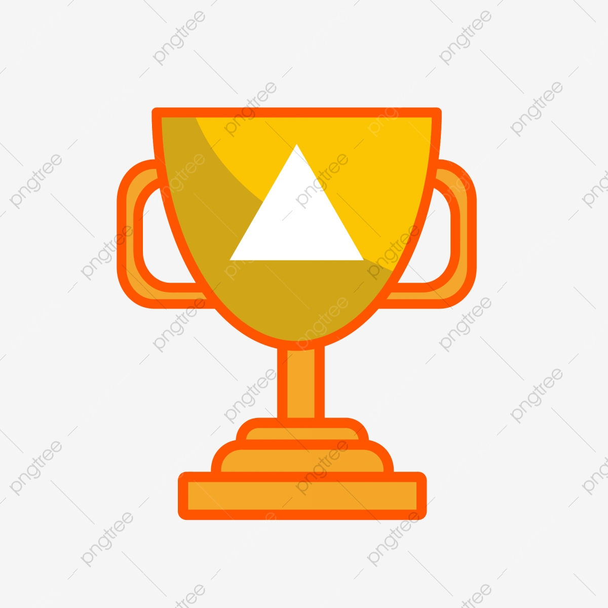 Trophy Png Vector Material, Cup, Creative Trophy, Png PNG.