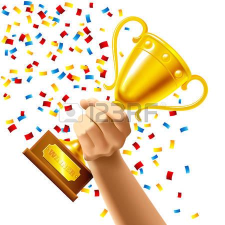 Trophy Winner Clipart.