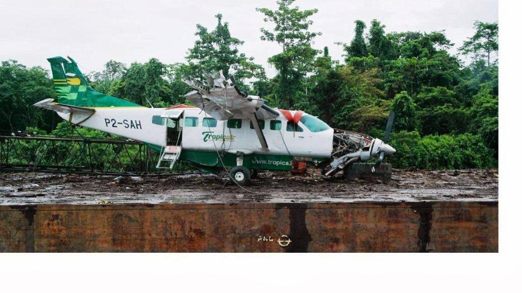 Malum Nalu: Trainee pilot was a hero in November 2013.