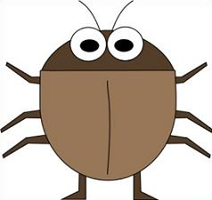 Free Cockroach Clipart.