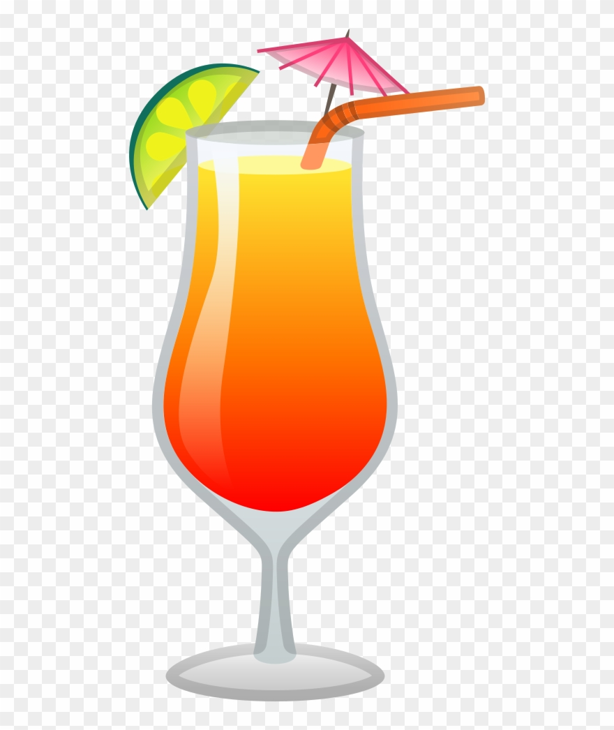 Tropical Drink Icon Clipart (#2924017).