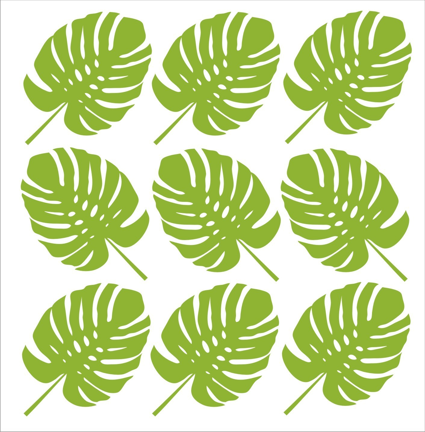Tropical foliage clipart - Clipground