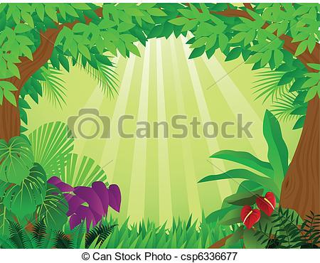 Tropical rainforest Vector Clip Art EPS Images. 1,829 Tropical.