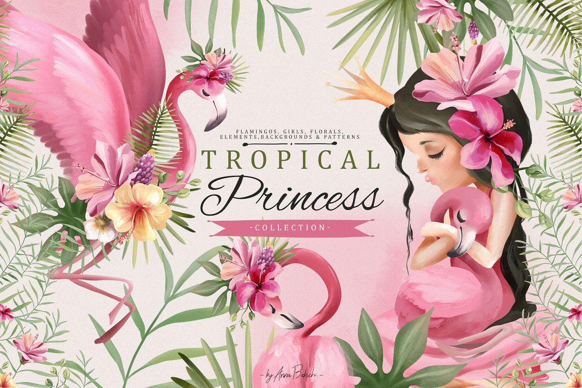 Tropical Princess.