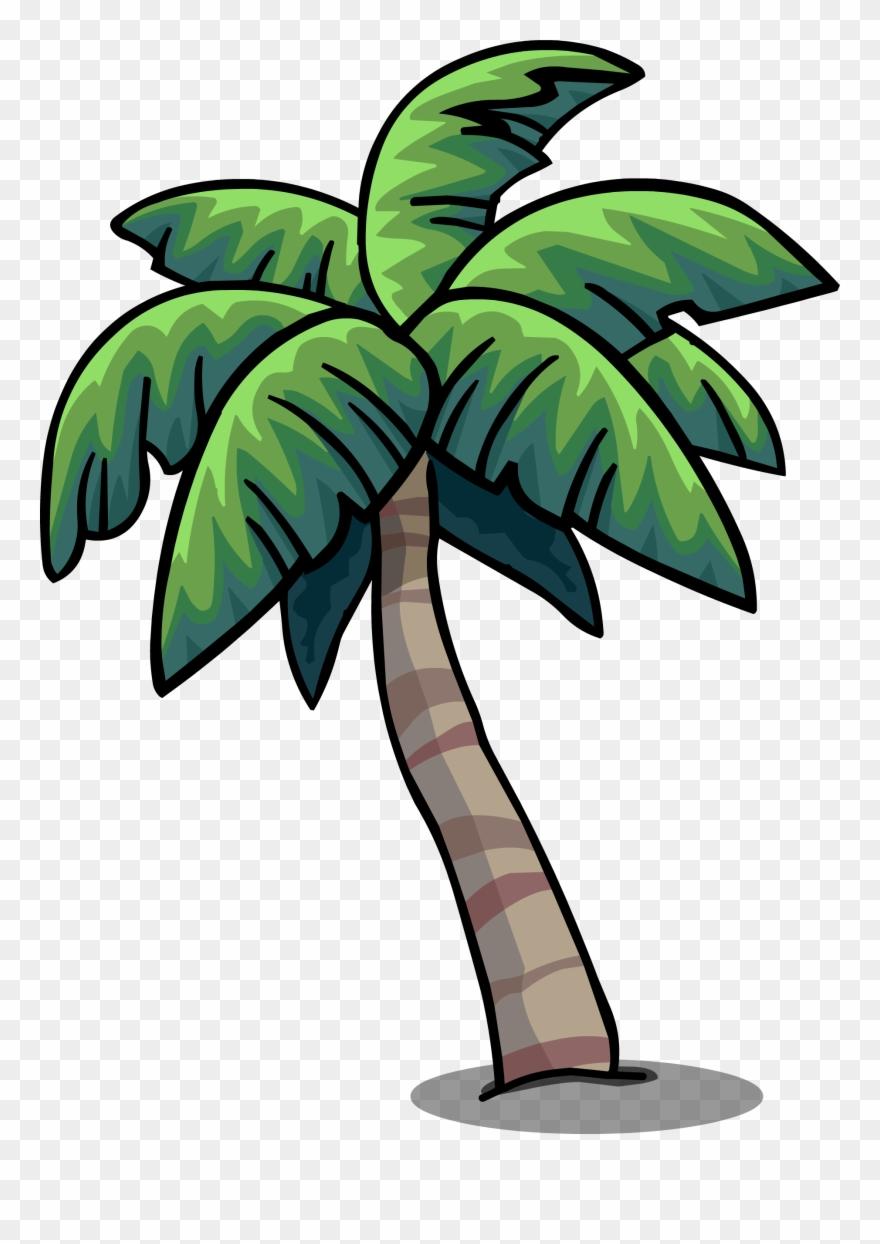 Tropical Palm Sprite 003.