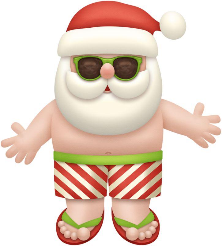 Free Beach Santa Cliparts, Download Free Clip Art, Free Clip.